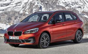 2018 BMW 220i Active Tourer Sport Line (WW)